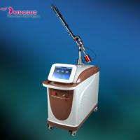 Buy cheap Factory price Q-switch 1064nm Nd Yag Laser Tattoo Removal / Freckle dispelling machine from wholesalers