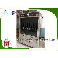 Wholesale Charcoal Heating 6 Fish Spaces Single Layer Fish Grill Machine Rectangle Shape from china suppliers