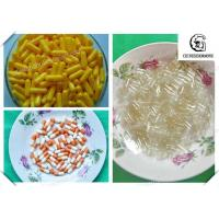Wholesale Customized Colored Empty Hard Gelatin Capsule  size 0# to size 4# from china suppliers