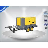 Wholesale 50 Hz Water - Cooling Silent Genset Trailer 16 Cylinder Prime Power 1480Kw from china suppliers