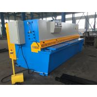 Wholesale 25 x 2500 Heavy Duty Hydraulic Shearing Machine / metal cutting from china suppliers