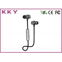 Wholesale Wireless Ear Clip Headphones , Bluetooth Exercise Headphones For IPhone / Smartphone from china suppliers