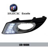 Wholesale Buick Excelle DRL LED Daytime Running Lights Car front light upgrade from china suppliers