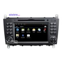 Wholesale Android 4.0 Car Stereo Sat Nav DVD Player GPS Bluetooth Phonebook from china suppliers