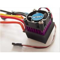 Buy cheap Brushless RC Model ESC 120A Sensored / Blue from wholesalers