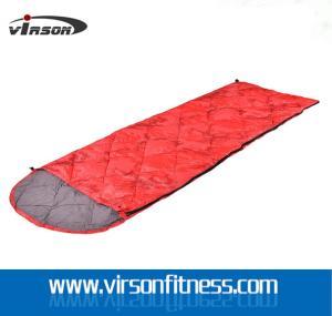 Wholesale wholesale cotton flannel sleeping bag banana shape bag 3 season sleeping bag from china suppliers