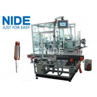 Wholesale Double Flyer Rotor Windier Armature Coil Winding Machine For Hook Type Commutator from china suppliers