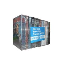 Wholesale Naval Criminal Investigative Service 72DVD adult dvd movie Tv boxset usa TV series Tv show from china suppliers