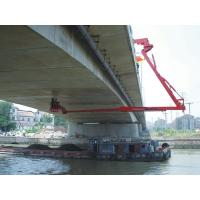 Quality Boom Type Under Bridge Inspection Equipment Dongfeng Chassis 6x4 245HP / 270HP for sale