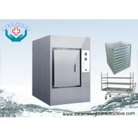 Wholesale Floor standing Large Waste Autoclaves With Temperature Sensors For CSSD from china suppliers
