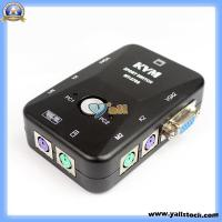 Wholesale Switch Box Port KVM Keyboard Video VGA/SVGA Mouse -CQ034 from china suppliers