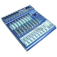 Wholesale Double 7-band Audio Powered Mixer With 6 - 24 Line Microphone from china suppliers