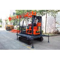 Wholesale Light Portable Core Drill Rig Crawler-Mounted Engineering Drilling Machine from china suppliers