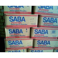 Wholesale SABA detergent powder from china suppliers