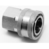 Wholesale Hydraulic quick connector US Type K1 male thread stainless steel hyd quick couplers from china suppliers