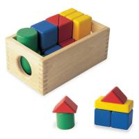 Wholesale Pre - school Education Kids Toy Building Up Set Fancy Beech Wood from china suppliers