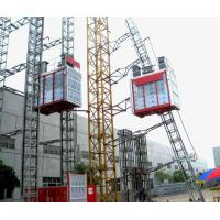 Wholesale S4 Work System Building Site Hoisting Equipment In Construction with ABB Motor and 8 Rack Modulus from china suppliers