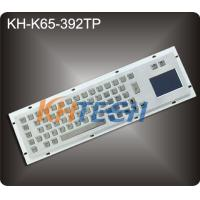 Wholesale IP65 Waterproof Metal Touchpad keyboards from china suppliers