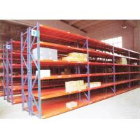 Wholesale Industrial Medium Duty Storage Rack Long Span Shelving With Powder Coated from china suppliers