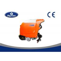 Wholesale Dycon High Efficiency Commerce Double-Color Floor Scrubber Dryer Machine , Ground Cleaner from china suppliers