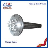 Wholesale electric flange immersion heater from china suppliers