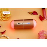 Wholesale Usb External Portable Power Bank For Mobile Charging , Rose Gold Color from china suppliers