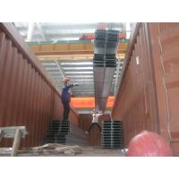 Wholesale C Z Purlin Beams Galvanised Steel Purlins For Steel Structure from china suppliers