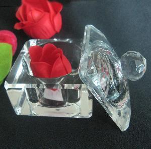 China Crystal Jewelry Box on sale