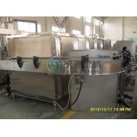 Wholesale Juice Glass Bottle Cooling Machine , Stainless Steel Beverage Production Equipment from china suppliers