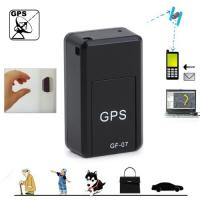 Wholesale GF-07 Quad Band GSM GPRS GPS Tracker Remote Audio Transmitter Bug Sound Trigger Callback from china suppliers