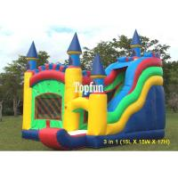 Wholesale Elegant Princess Inflatable Jumping Castle from china suppliers