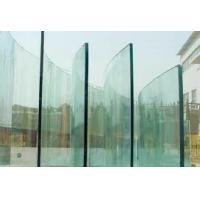 Wholesale CCC & SGS safety 8mm tinted curving tempered glass shower cabin panels for glass door from china suppliers