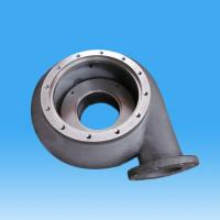 Wholesale Custom Made Alloy Cast Iron Pump Part / Ductile Iron Casting from china suppliers