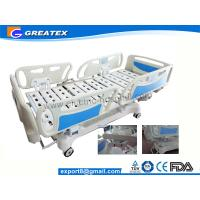 Quality 5 Function Adjustable Electric Hospital Bed Electronic Medical Bed With ABS Side Rails (GT-BE5020) for sale