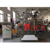 Wholesale Fully Automatic Screw capping Machine with aluminum cap and PLC control from china suppliers