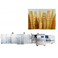 Wholesale High Performance Ice Cream Production Equipment With Stainless Steel Texture , CE Approved from china suppliers