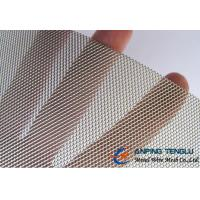 Wholesale Micro Expanded Metal, 2mm*1mm Diamond, 0.2mm*0.2mm Strand, Max 20cm Width from china suppliers
