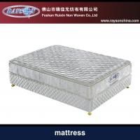 Quality Euro Top Compress Double Pocket Spring Mattress 5 Star Hotel Furniture for sale