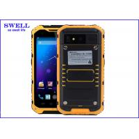 Wholesale customize industrial smartphone android Dual Sim Standby waterproof NFC from china suppliers