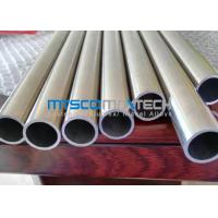 Wholesale Seamless 18 BWG Bright Annealed Sanitary Tube , ASTM A269 Cold Drawn Tubing from china suppliers