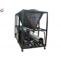 Wholesale High performance Air Cooled Industrial Chiller Unit 40HP 50Hz from china suppliers
