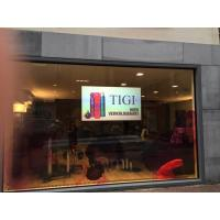 Wholesale HD Holographic Rear Projection Window Film Transparent See Through Windon Display from china suppliers