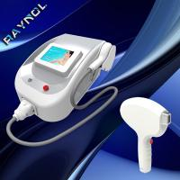 Wholesale 10Hz Painless Mini 808nm Diode Laser Hair Removal Machine from china suppliers