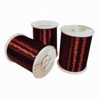 Wholesale 0.2 to 6.5mm Round Enameled Wires, 0.1 to 6.5mm Wire Diameter, 0.1 to 5.0mm Copper Wire  from china suppliers