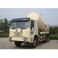 Wholesale 16CBM Collecting Sewage Sludge Vacuum Pump Septic Tank Cleaning Truck LHD 6X4 from china suppliers