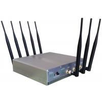 Wholesale Omni Directional Cell Phone Signal Jammer with UPS battery For Schools , 210*50*185mm from china suppliers