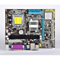Buy cheap LGA Socket 775 Motherboard CPU core 2 duo i3 i5 i7 Intel G45 DDR2 IDE SATA2 USB2.0 PCI from wholesalers