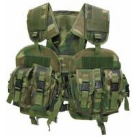 Wholesale Green, Aoil, Camouflage Swat Tactical Gear Vest with 600D Polyester from china suppliers