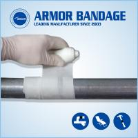 Quality Widely Used Pipe Repair Reinforce Bandage Tape, Electric Cable Anticorrosion Protection Armor Wrap for sale