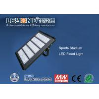 Wholesale High Lumen Black Color 160lm / W Waterproof Led Flood Lights For Football Playground from china suppliers